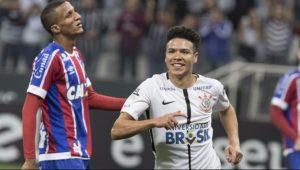 Futebol Campeonato Brasileiro Corinthians Marquinhos Gabriel