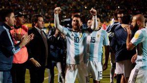 Argentina deve encarar Brasil com Messi, Lautaro Martínez e Aguero no ataque