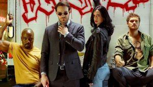"""""""Os Defensores"""" é uma das séries mais maratonadas da Netflix"""