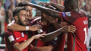 Futebol Eliminatórias Copa do Mundo Portugal