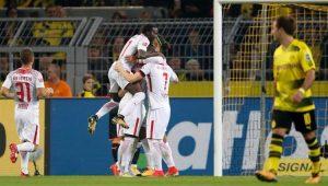 Futebol Campeonato Alemão Borussia Dortmund RB Leipzig