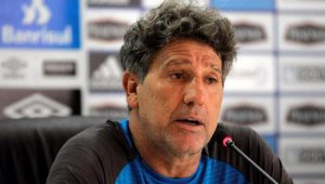 Renato Gaúcho explica por que Grêmio deu 'vexame' contra o Santos