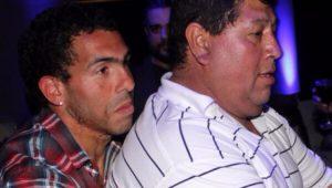 Futebol Carlos Tevez