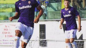 Futebol Fiorentina Vitor Hugo