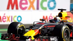 Fórmula 1 GP do México Red Bull Daniel Ricciardo