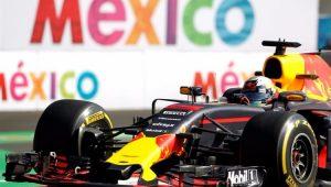 Fórmula 1 GP do México Red Bull Daniel Ricciardo