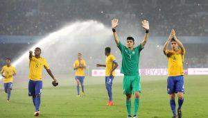 Futebol Mundial Sub-17 Seleção Brasileira 3º lugar
