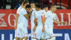 Eliminatórias Copa do Mundo Sérvia