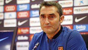 Futebol Campeonato Espanhol Barcelona Ernesto Valverde