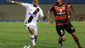 Futebol Campeonato Brasileiro Atlético-GO Vasco