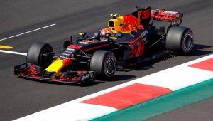 Fórmula 1 GP do México Treino Livre Max Verstappen