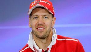 Fórmula 1 GP do México Sebastian Vettel