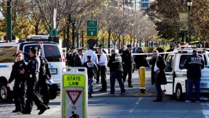 Ataque terrorista deixou oito mortos no sudoeste de Manhattan, em Nova York