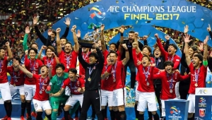 Urawa Red Diamonds conquistou seu segundo título da Liga dos Campeões da Ásia