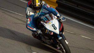 moto, Daniel Hegarty, morte