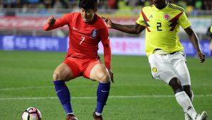 Coreia do Sul pega Brasil embalada e com fama de 'pedra no sapato' de sul-americanos