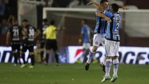 Grêmio, Libertadores, Lanús