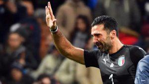 Futebol Eliminatórias Copa do Mundo Itália Buffon