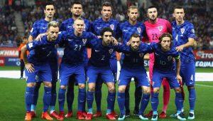 Futebol Eliminatórias Copa do Mundo Croácia