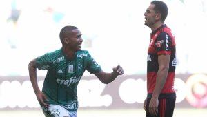 Futebol Campeonato Brasileiro Palmeiras Deyverson