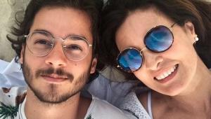 Fátima Bernardes financia campanha de namorado para deputado federal