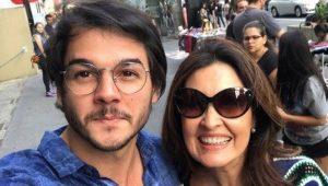 Fátima Bernardes e novo namorado