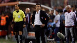 No caminho do Flamengo na Libertadores, Gallardo é o 'Bonequinho' que se transformou em 'Napoleão'