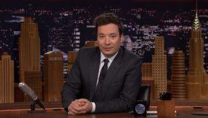 Jimmy Fallon em seu programa
