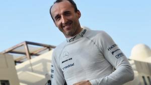 Robert Kubica é anunciado como novo piloto de testes da Alfa Romeo