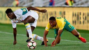 Futebol Eliminatórias Copa do Mundo Senegal África do Sul