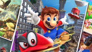 Super Mario Odyssey análise