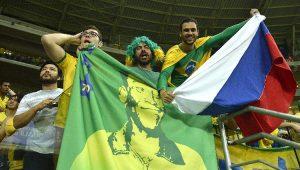 Futebol Seleção Brasileira Torcida