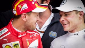 Fórmula 1 GP do Brasil Sebastian Vettel Valtteri Bottas