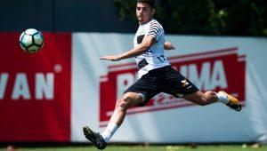 Futebol Santos Yuri Alberto