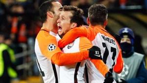 Futebol Liga dos Campeões Shakhtar Donetsk Manchester City