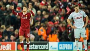 Futebol Liga dos Campeões Liverpool Spartak Moscou