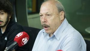 Presidente do Santos será julgado pelo STJD por insinuar favorecimento do VAR ao Flamengo
