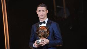 Futebol Bola de Ouro Cristiano Ronaldo