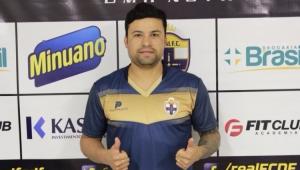 Futebol Candangão Real Héverton