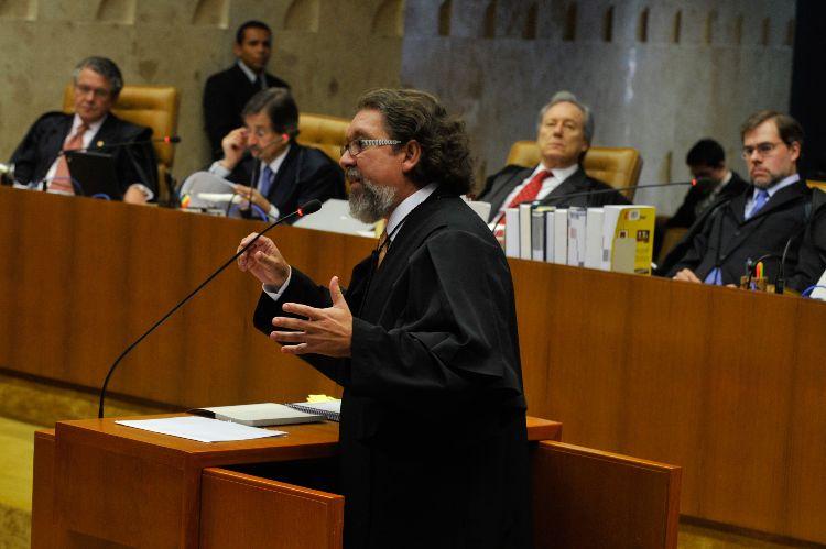 Advogado Antonio Carlos de Almeida Castro, o Kakay