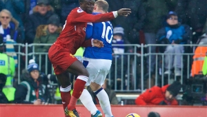 Futebol Campeonato Inglês Liverpool Everton