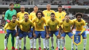 seleção brasileira completa