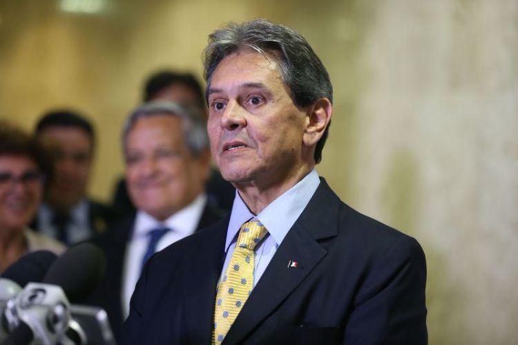 Roberto Jefferson compara Moro a Brutus: 'Ele é traíra' | Jovem Pan