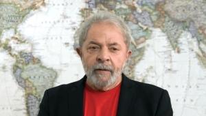 Lula reclama no Facebook