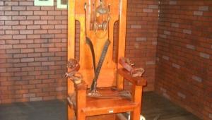 Senado da Carolina do Sul aprova pena de morte por fuzilamento e cadeira elétrica