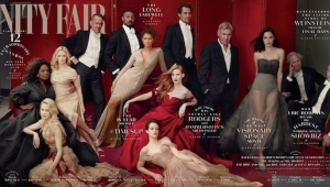 Capa Vanity Fair sem James Franco