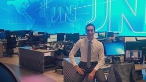 Cesar Tralli Jornal Nacional