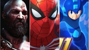 lançamentos games 2018