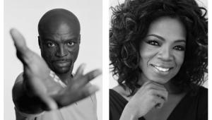 Seal e Oprah