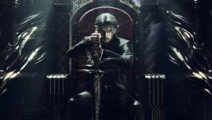 Noctis old Final Fantasy xv